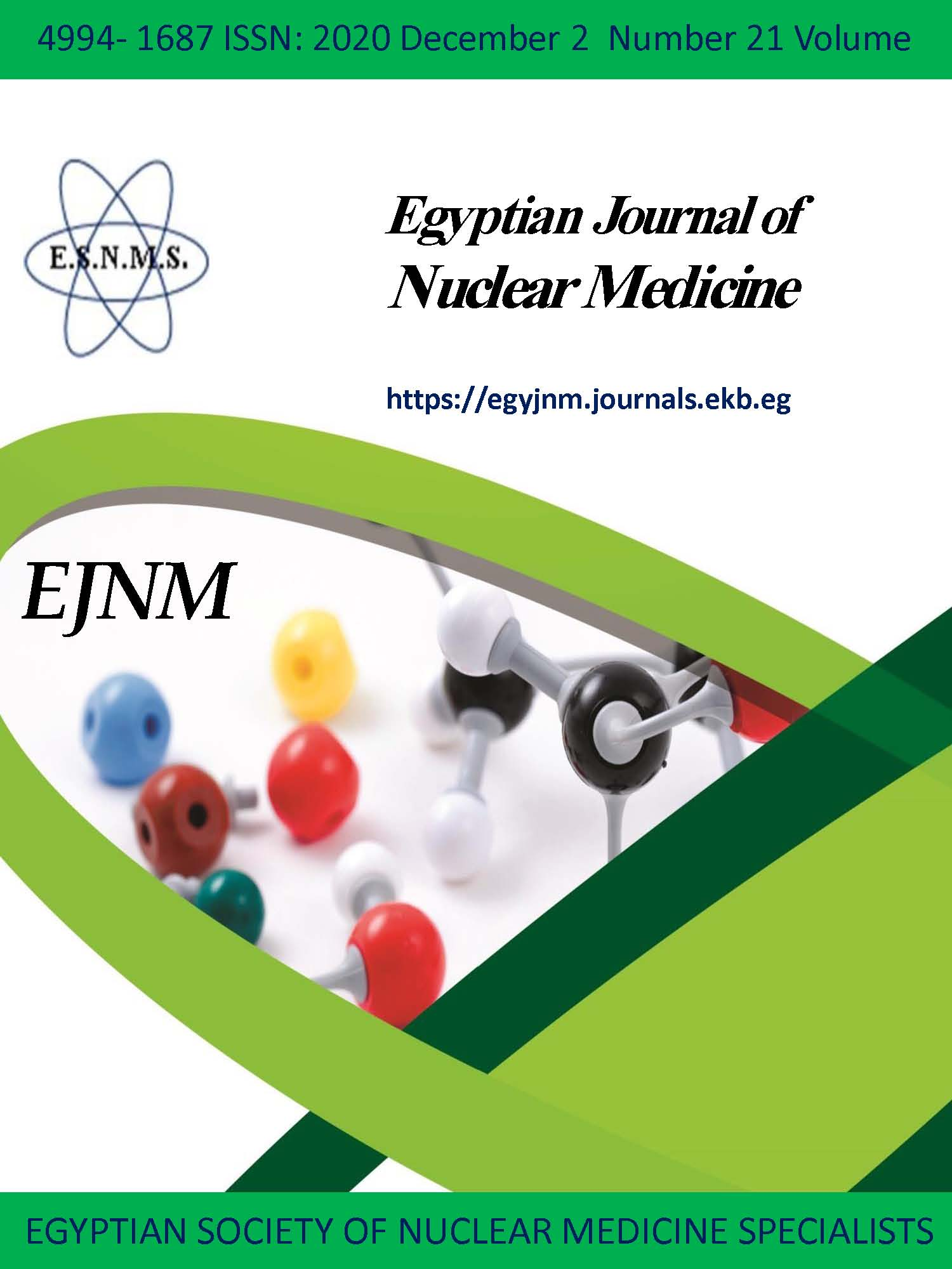 Egyptian Journal Nuclear Medicine